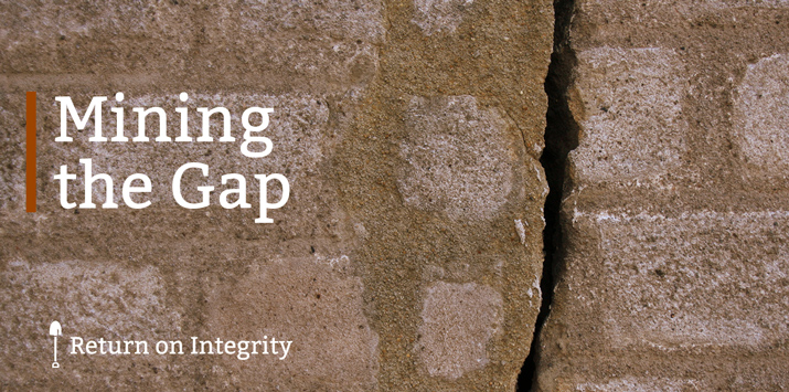 Mining the Gap