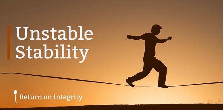 Unstable Stability