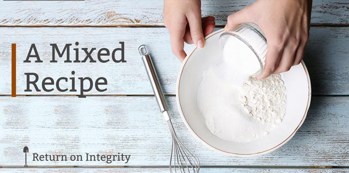 A Mixed Recipe