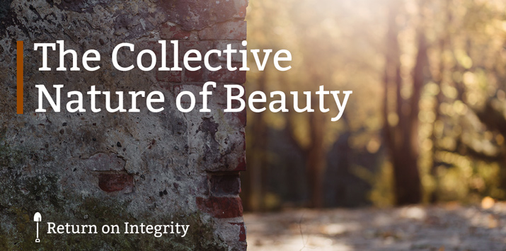The Collective Nature of Beauty